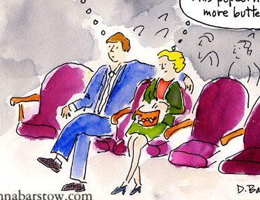 Donna Barstow Cartoons